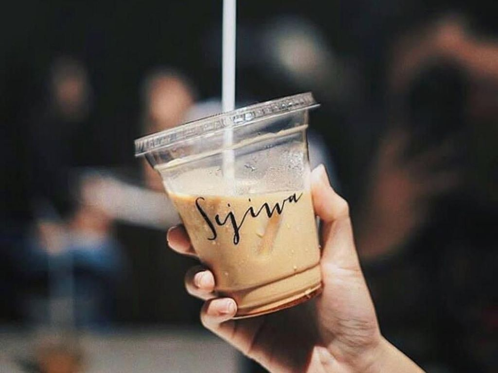 Mengintip Keunikan Kafe di Bandung yang Pernah Didatangi Jokowi