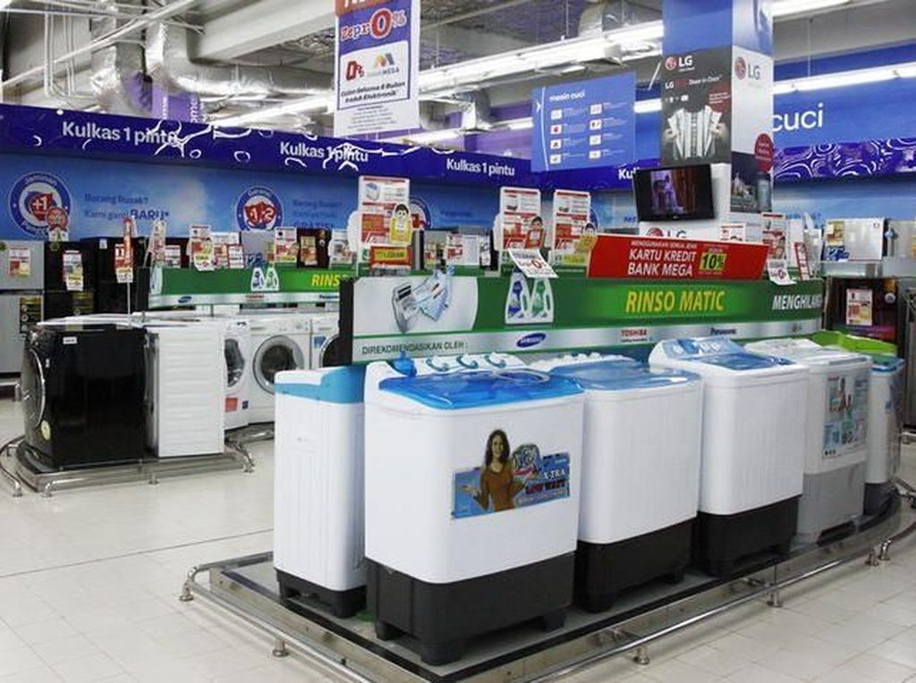 Promo Spesial Elektronik di Transmart dan Carrefour