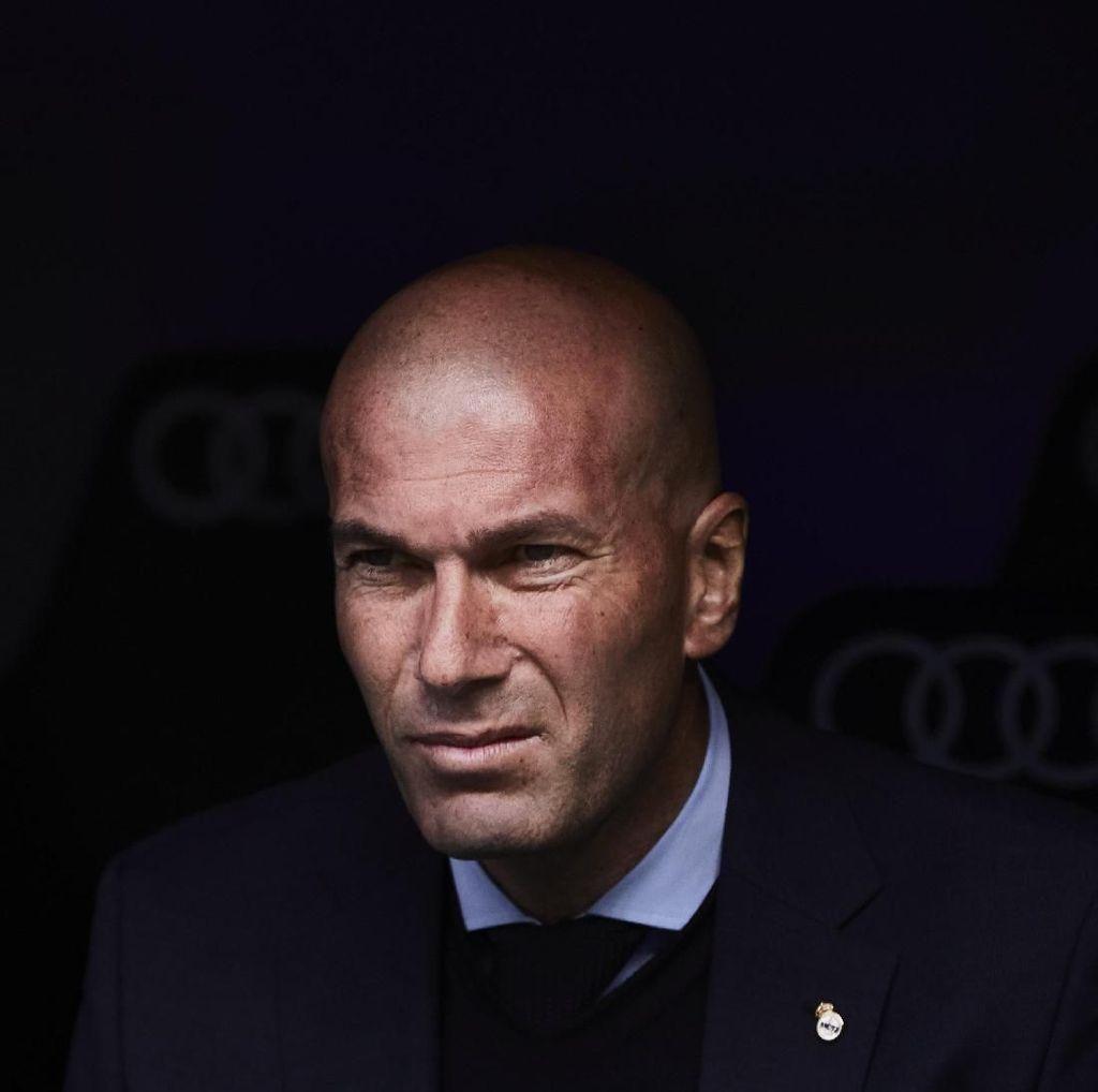 Zidane Takkan Mau Tukar Ronaldo dengan Salah