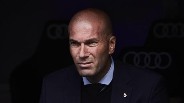 Kans Zidane Samai Rekor Ancelotti dan Paisley