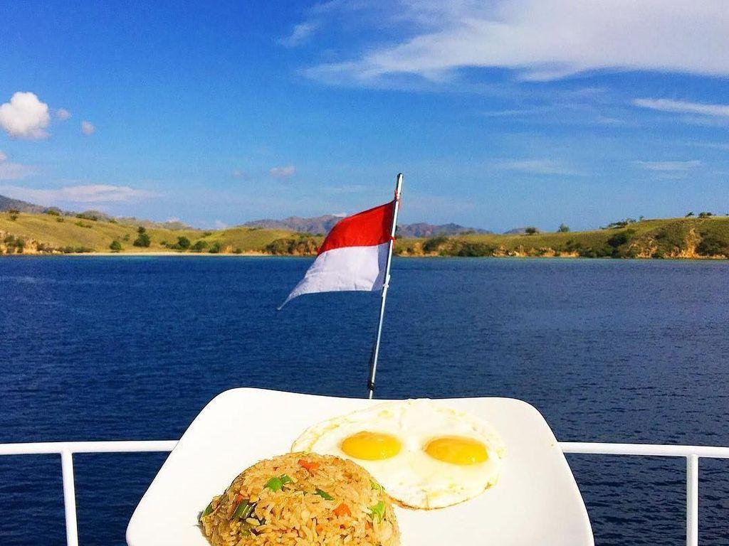 Melihat Indahnya Panorama Alam Indonesia Lewat Makanan Tradisional