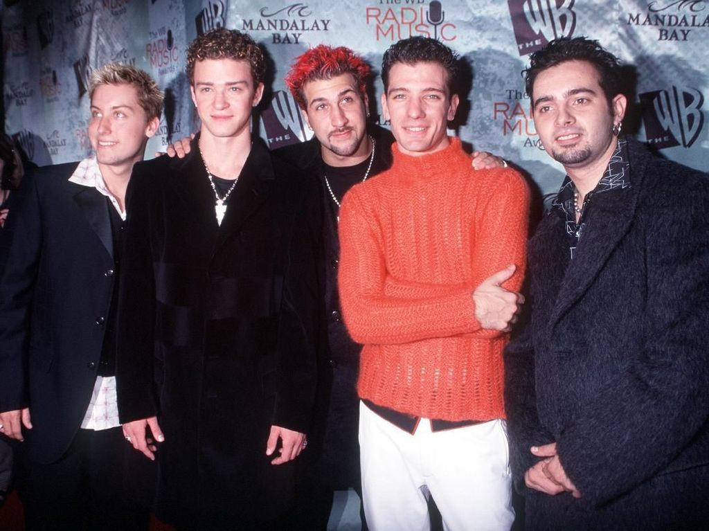 This I Promise You! Lance Bass Garap Film NSYNC