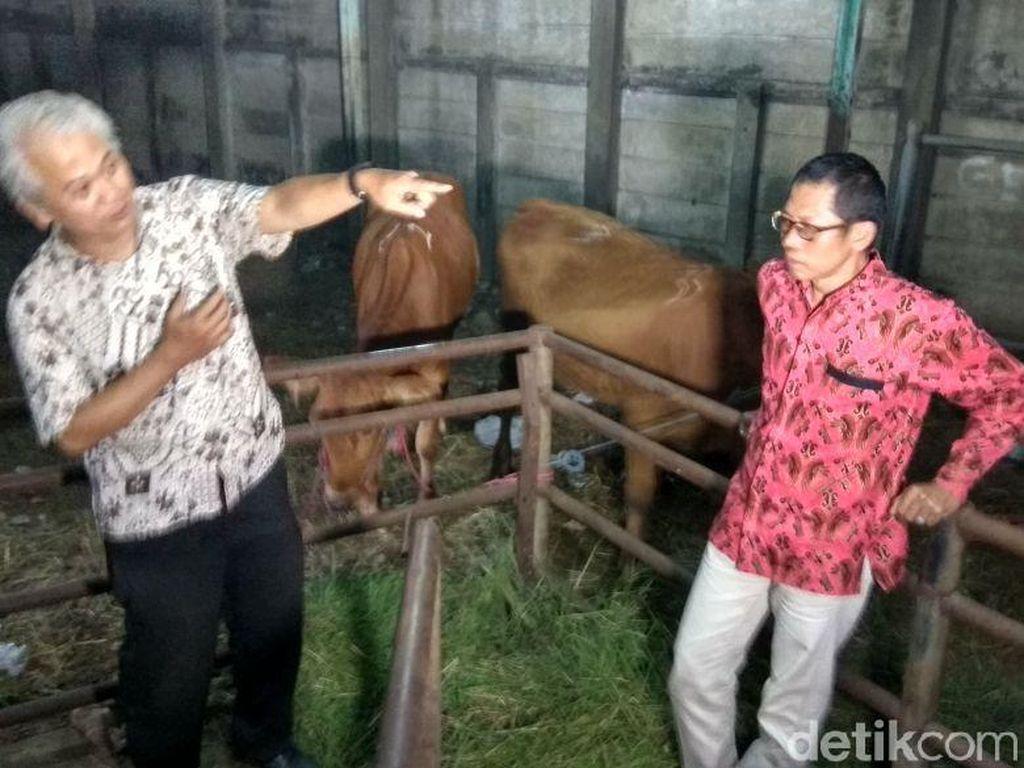 RPH Surabaya Pastikan Kebutuhan dan Stok Daging Hingga Lebaran