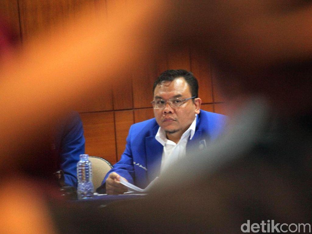 PAN: Petisi Pemecatan Bentuk Kekecewaan Pengurus ke Bara Hasibuan