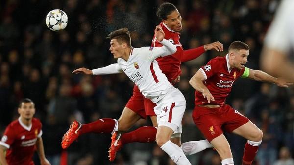 Liverpool Bersiap Hadapi Duel Gila di Olimpico