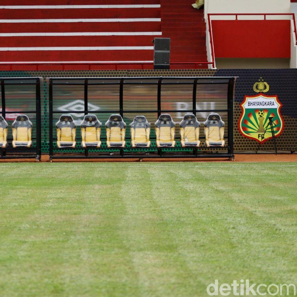 Persija Berharap Jadikan Stadion PTIK Kandang Sementara