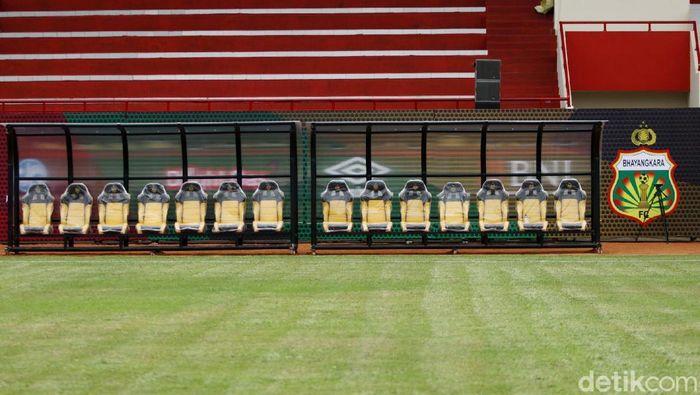 Stadion PTIK. (Foto: Rifkianto Nugroho/detikcom)