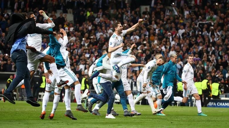 Jika Juara Liga Champions, Musim Madrid Akan Lebih Sukses ketimbang Barca
