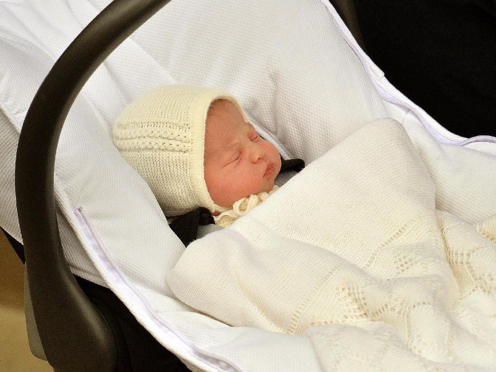 Selamat Ultah Putri Charlotte! Lihat Lagi Deretan Foto Menggemaskannya