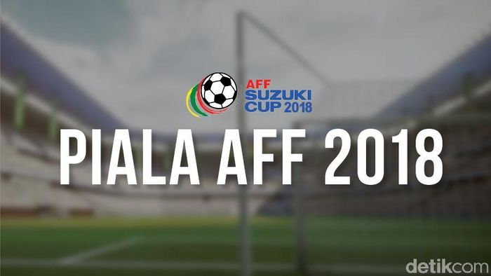 Timnas Thailand sementara memimpin Grup B Piala AFF 2018, Indonesia keempat. (Foto: Infografis Detiksport)