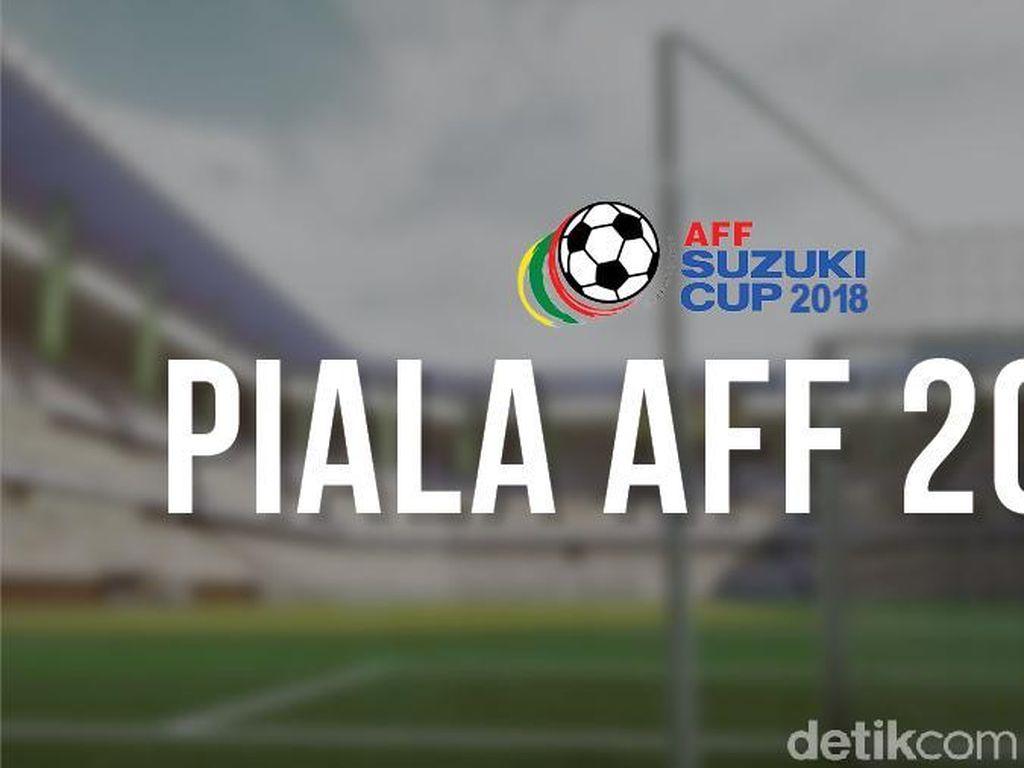Ini Jadwal Fase Grup Piala AFF 2018