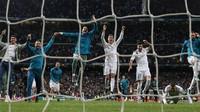Real Madrid Efektif atau Beruntung?