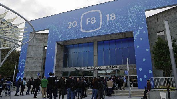 Konferensi F8 adalah konferensi tahunan bagi para pengembang Facebook
