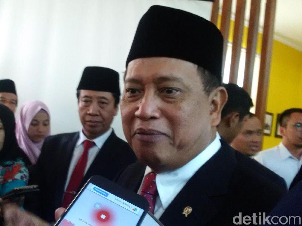Menristek Lapor ke Jokowi soal Wacana Rektor Asing Pimpin Kampus Negeri