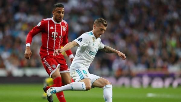 Kroos: Mungkin Madrid Bukan Tim Terbaik, tapi Kami Lebih Efektif