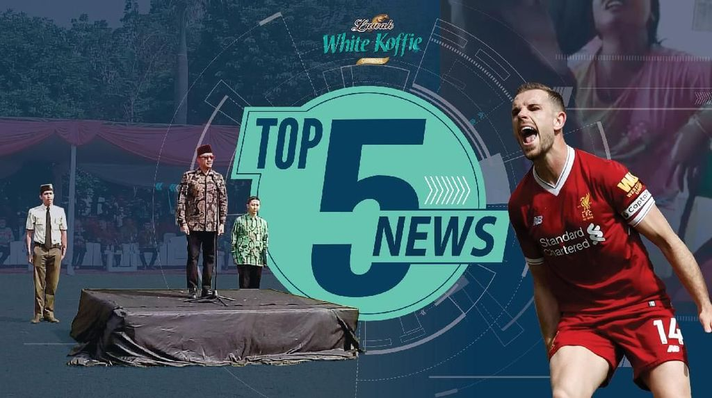Gaya Pelajar Peringati Hardiknas, Liverpool Takkan Seperti Barca
