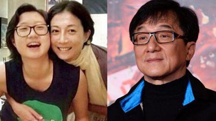 Elaine Ng, Jackie chan, Etta Ng Chok Lam
