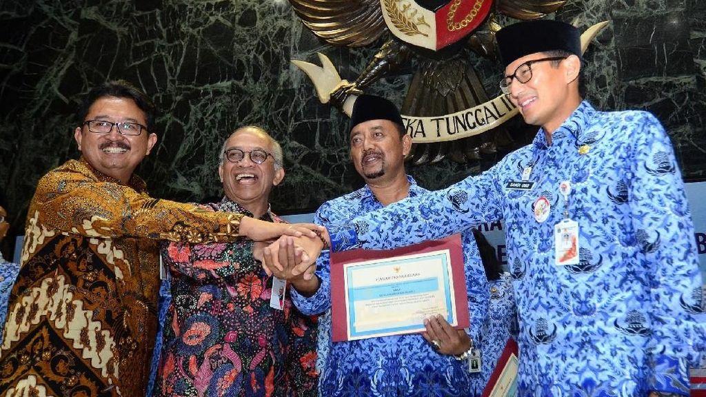 Realisasi Penyaluran Dana BOS dan BOP di DKI Jakarta