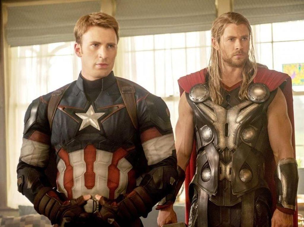 Marvel Disebut Taman Bermain, Captain America Membela