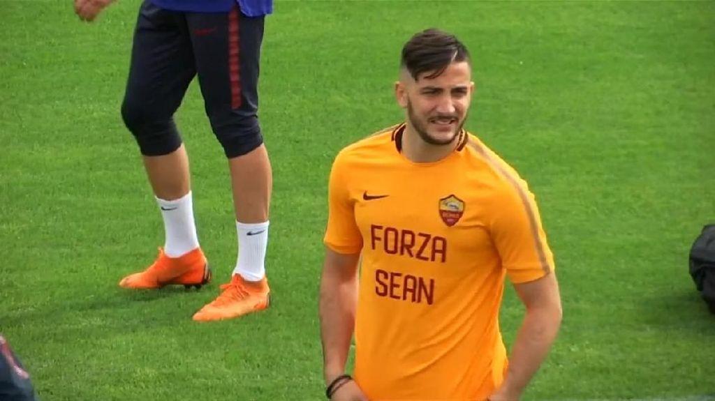 Bentuk Solidaritas Roma kepada Fans Liverpool