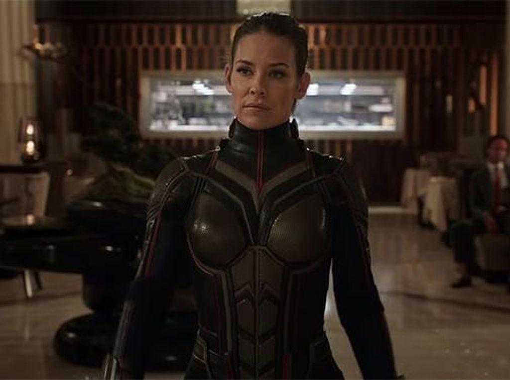 Sebelum di Ant-Man, The Wasp Hampir Gabung dengan Avengers