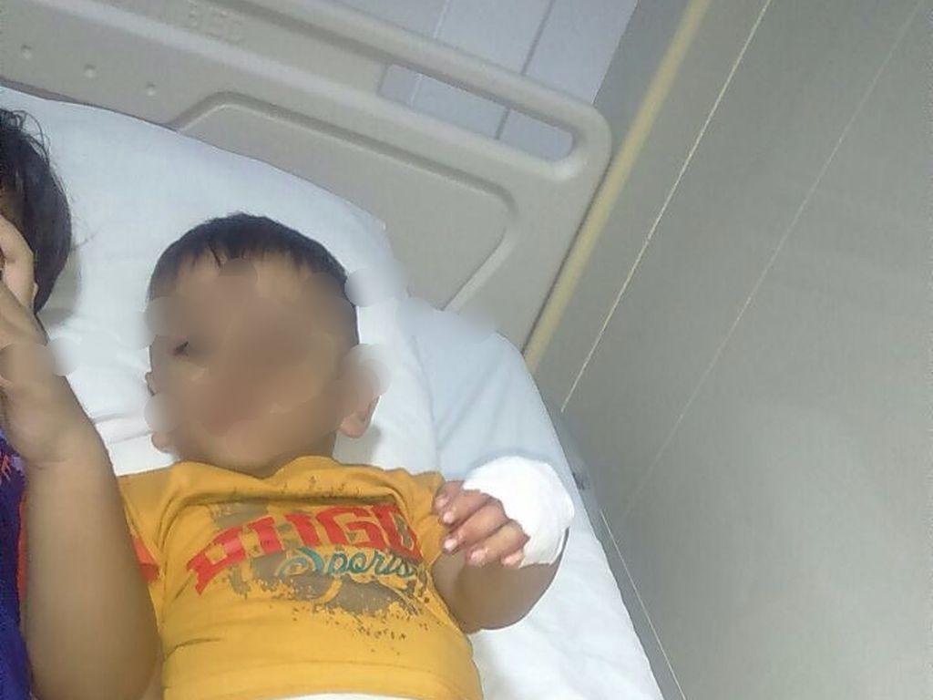 Kurang Diawasi, Bocah Jatuh dari Eskalator Mal di Jaktim