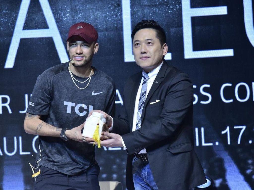 Neymar Jadi Senjata Andalan Baru TCL