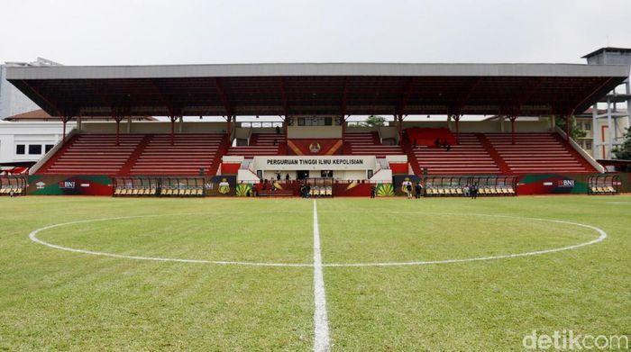 Stadion PTIK kandang Bhayangkara FC (Foto: Rifkianto Nugroho)