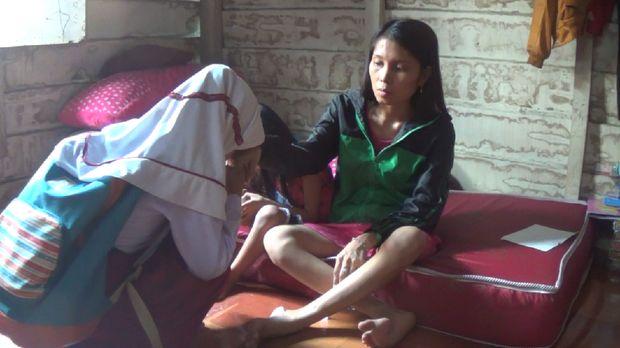 Siswa 2 SD Ini Jadi Tulang Punggung Keluarga dengan Jualan Pisang