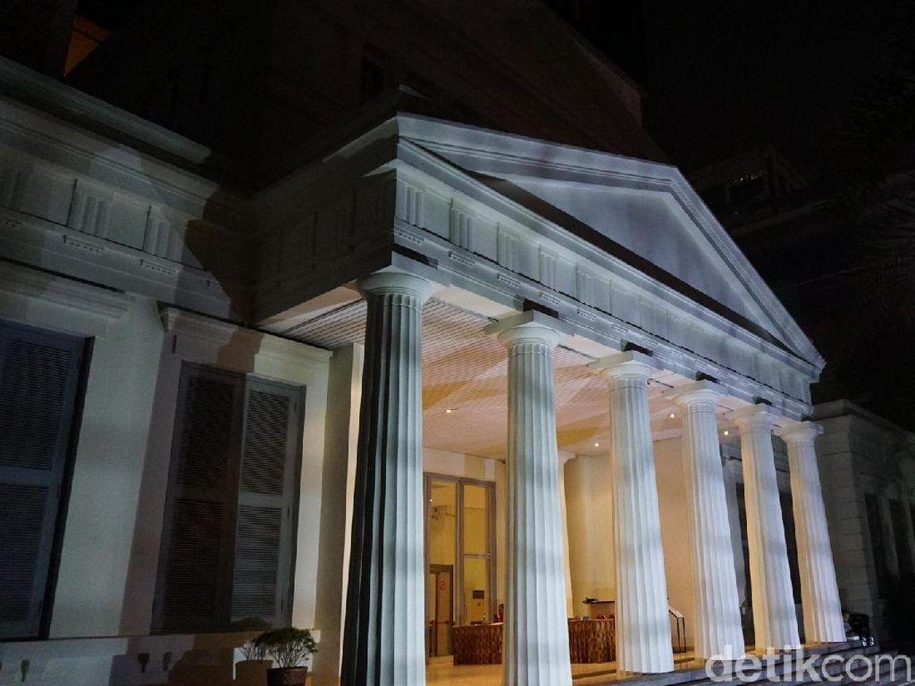Foto: Melihat Gedung Terbaru Museum Nasional Jakarta