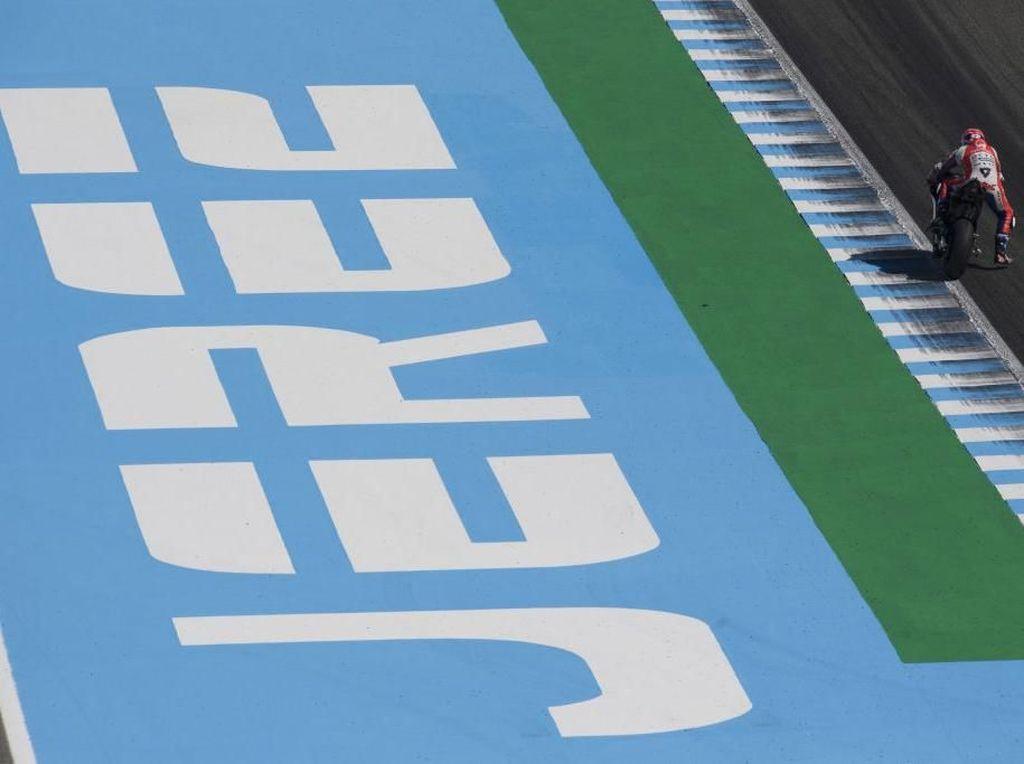 MotoGP 2018 Masuki Seri Keempat di Jerez