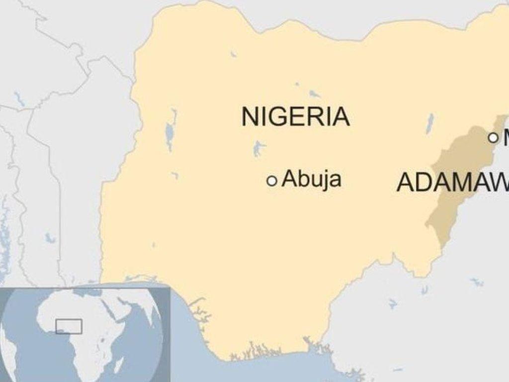Bom Bunuh Diri di Dalam Masjid Nigeria Tewaskan 24 Orang