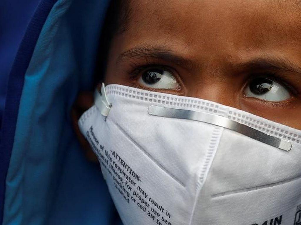 Tragis, Polusi Udara Tewaskan 600 Ribu Anak Setiap Tahun