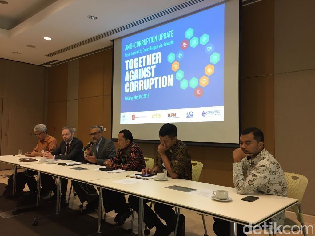Komitmen Pemberantasan Korupsi Indonesia di Mata Dubes Inggris
