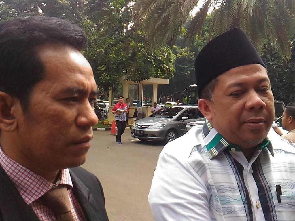 Fahri Harap Novanto Berjiwa Besar Terima Vonis 15 Tahun Penjara