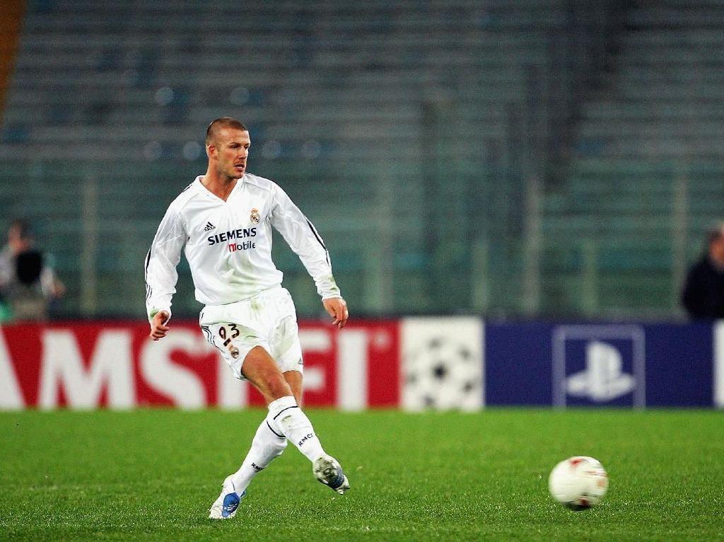 Pembajakan Transfer Pemain, dari Beckham Sampai Di Stefano
