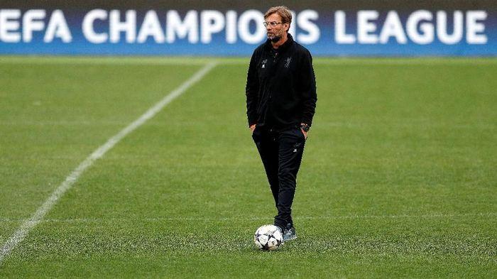 Manajer Liverpool, Juergen Klopp. (Foto: John Sibley /Action Images via Reuters)