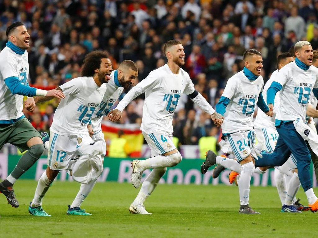 Real Madrid Abnormal