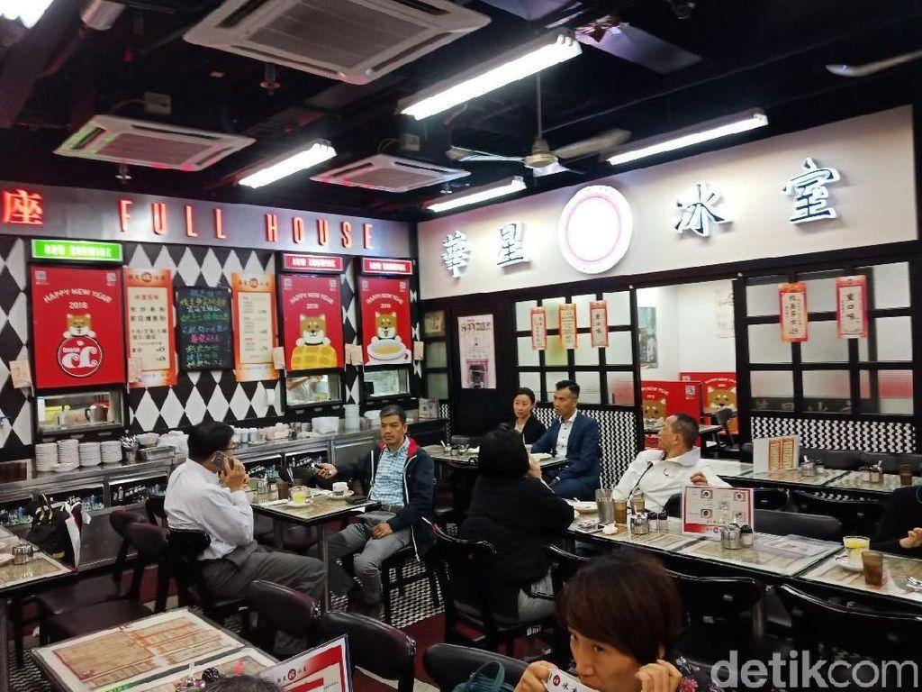 Foto: Wisata Kuliner Halal di Hong Kong