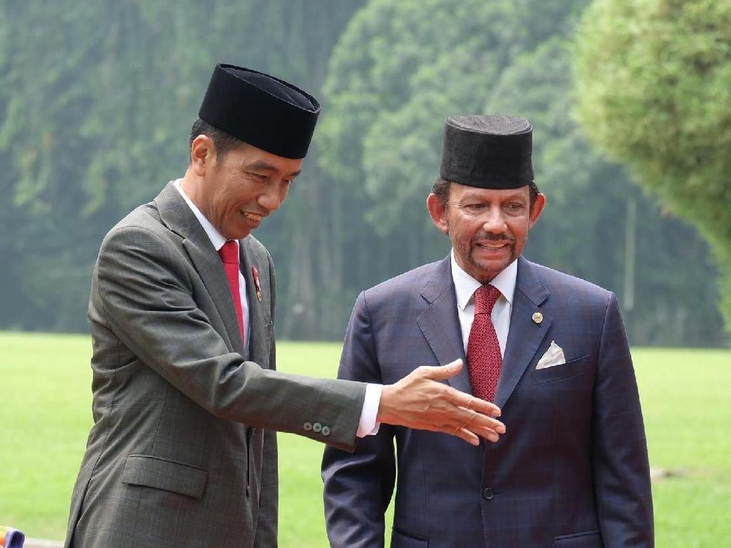 Menlu: Sultan Brunei Kami Tawarkan Main Bulu Tangkis