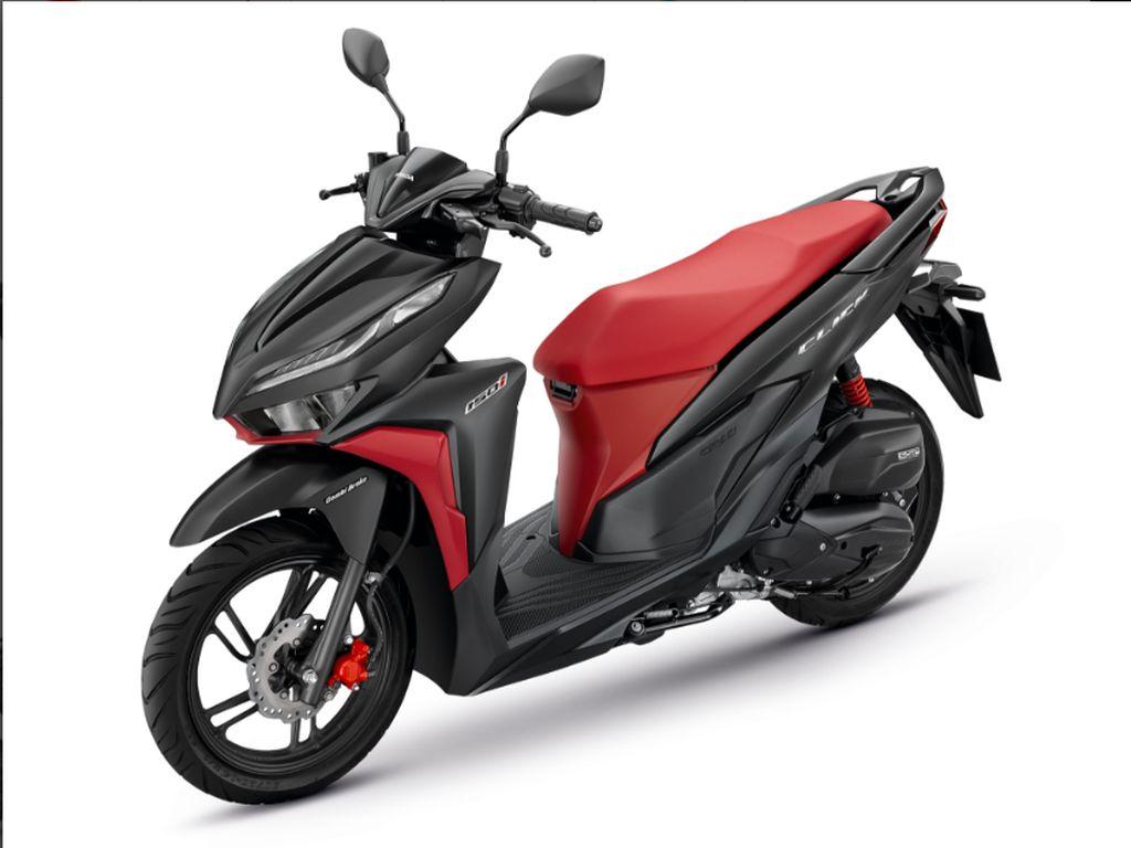 Warna Honda Vario Terbaru di Thailand Keren-keren!