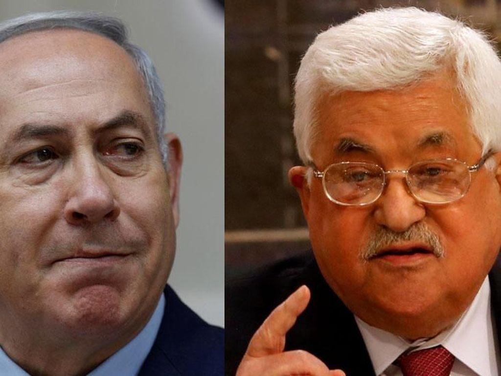 PM Israel Tuduh Presiden Palestina Anti-Yahudi dan Penyangkal Holokos