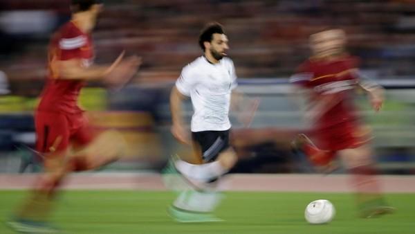 Kalau Dimainkan, Ruediger Yakin Bisa Tandingi Kecepatan Salah