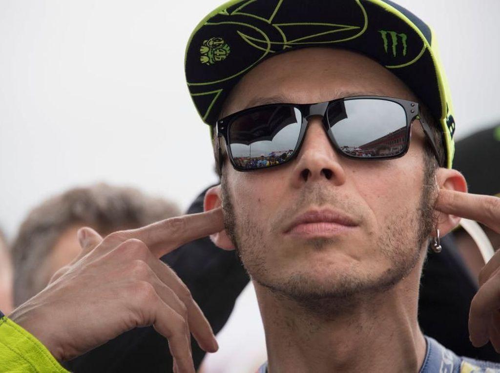 Kaitan Planet Bumi dengan Lap ke-15 Rossi di Jerez Akhir Pekan Ini