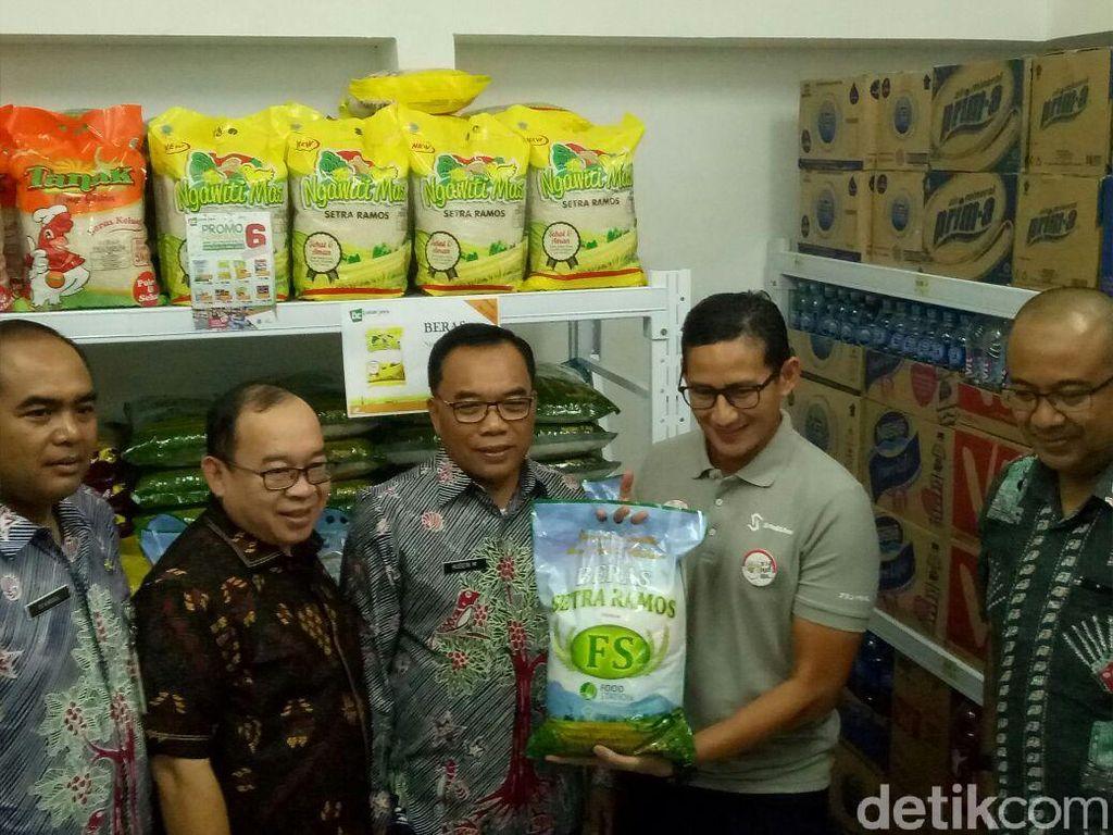 Pemprov DKI Bangun Pusat Grosir Sembako di Tanjung Priok