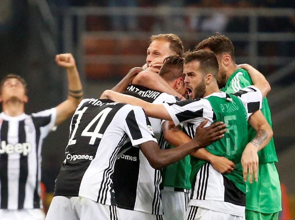 Juventus Memburu Double yang Keempat Secara Beruntun