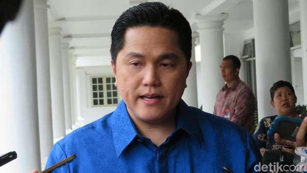Erick Thohir Ungkap Sebab Promosi Asian Games Belum Maksimal