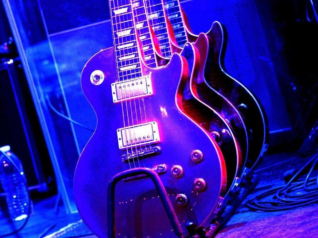 Gibson Yakin Gitar Les Paul Cs Bisa Stabilkan Perusahaan