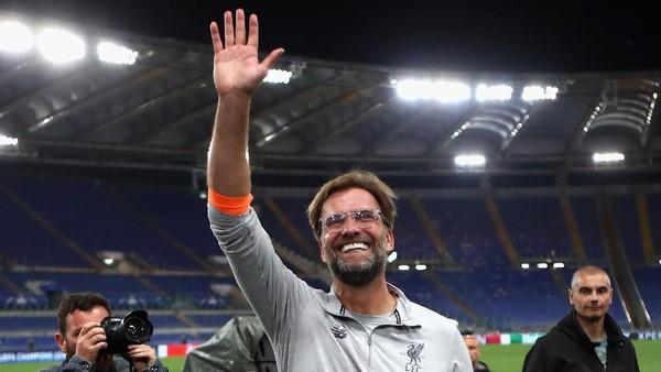 Klopp Sebut Liverpool Beruntung