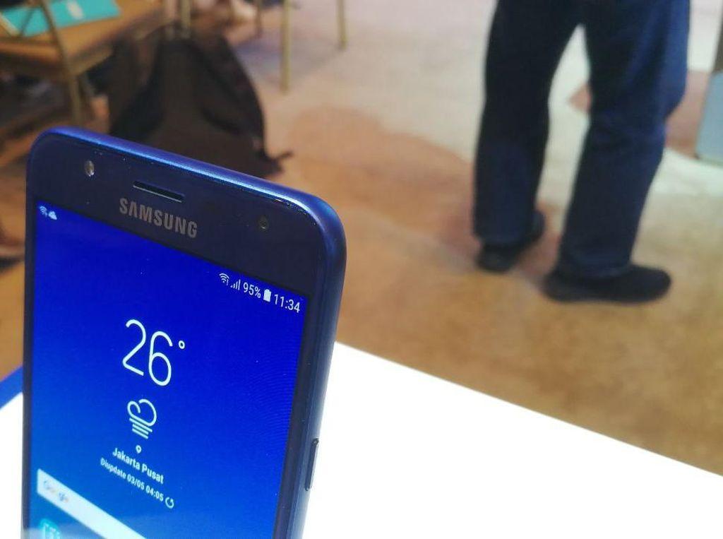 Soal Perang Harga, Samsung: Konsumen yang Menentukan
